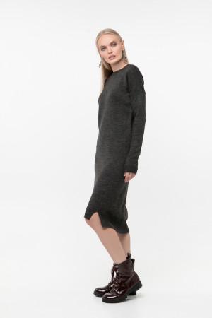 Сукня «Мальме» темно-сірого кольору