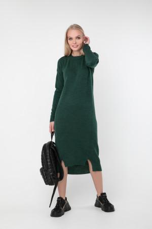Сукня «Мальме» темно-зеленого кольору