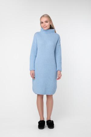 Сукня «Люрекс» блакитного кольору