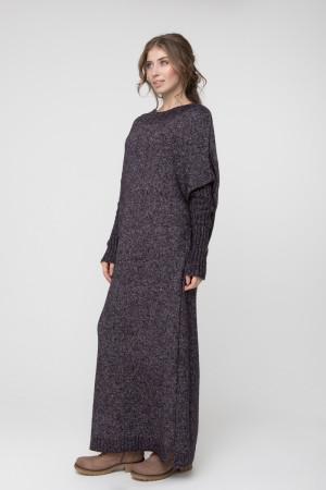 Сукня «Санта» фіолетового кольору