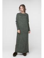 Сукня «Санта» темно-зеленого кольору