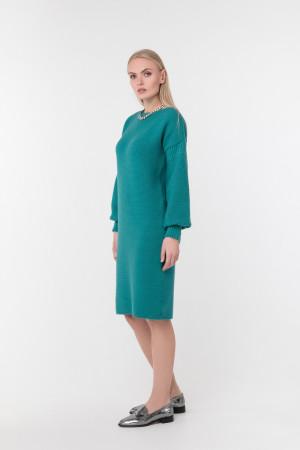 Сукня «Скарлетт» кольору петроль