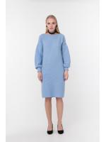 Платье «Скарлетт» голубого цвета
