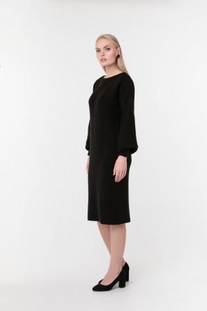 Платье «Скарлетт» черного цвета