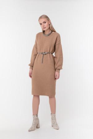 Сукня «Скарлетт» кольору кемел