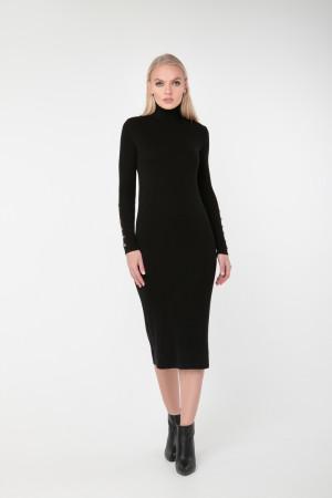 Сукня «Вояж» чорного кольору