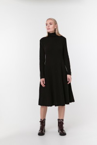 Сукня «Акорд» чорного кольору