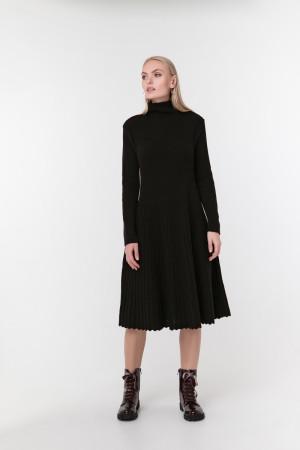Платье «Аккорд» черного цвета