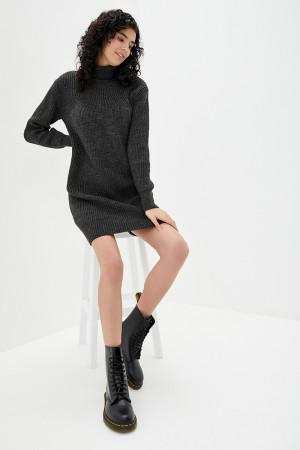 Сукня «Роше» темно-сірого кольору