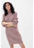 Сукня «Роше» кольору марсала