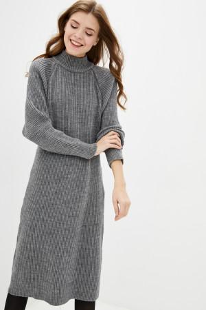 Сукня «Тибет» сірого кольору