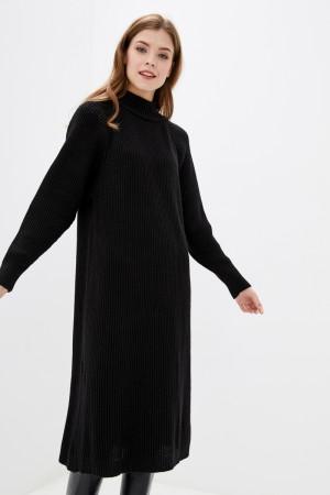 Сукня «Тибет» чорного кольору