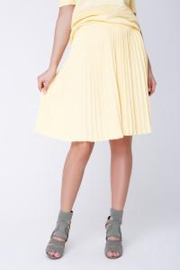 Спідниця «Арті» жовтого кольору