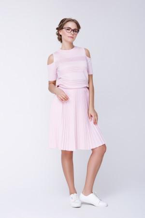 Юбка «Арти» розового цвета