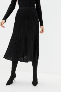 Юбка «Санни» черного цвета