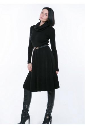 Сукня «Мері» чорного кольору
