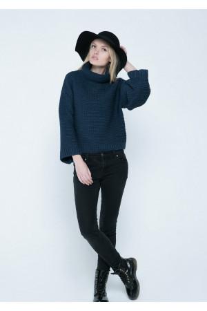 Светр «Арін» кольору джинс