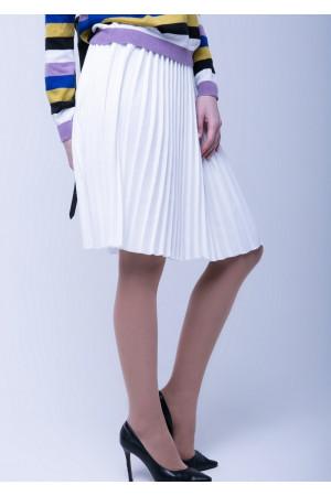 Спідниця «Арті» білого кольору