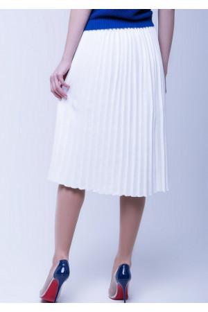 Спідниця «Арті плюс» білого кольору