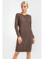 Сукня «Дагмар» бронзового кольору