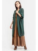 Кардиган «Белла» зеленого цвета