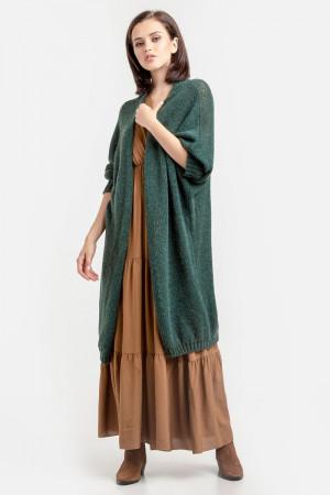 Кардиган «Белла» зеленого кольору
