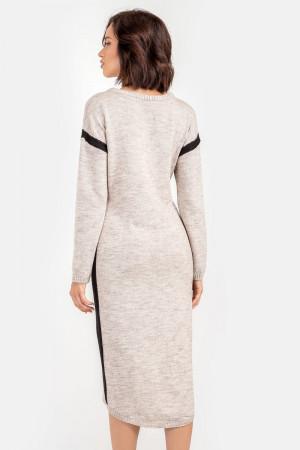Платье «Альда» цвета льна