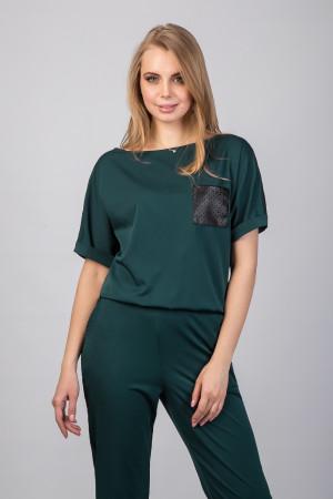 Комбінезон «Деджа» зеленого кольору