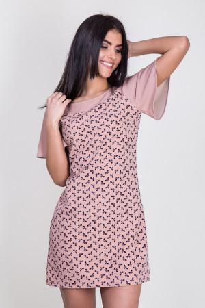 Платье «Грейси» цвета пудры