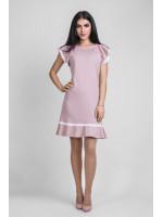 Сукня «Кіндра» кольору пудри