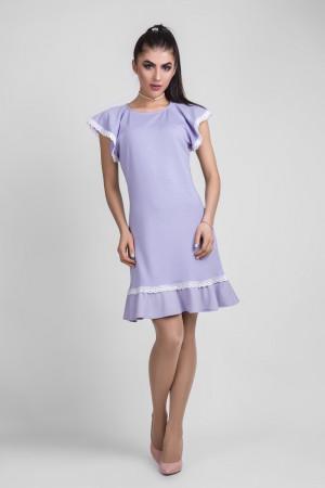 Сукня «Кіндра» кольору лаванди