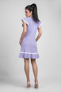 Платье «Киндра» цвета лаванды