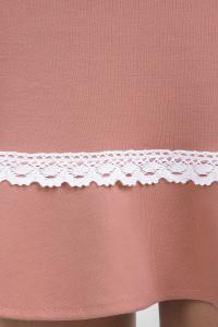 Платье «Киндра» цвета карамели