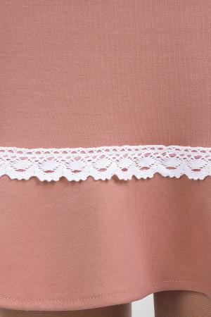Сукня «Кіндра» кольору карамелі