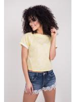 Блуза «Табіта» жовтого кольору