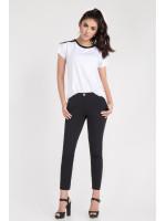 Блуза «Юлія» білого кольору