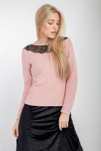 Джемпер «Гретхен» рожевого кольору