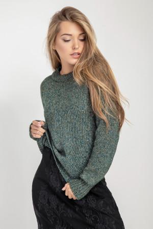 Джемпер «Флояра» зеленого кольору