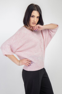 Джемпер «Агнєшка» рожевого кольору