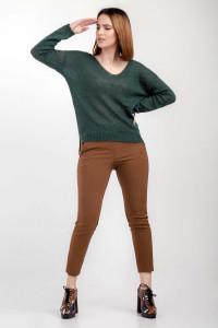 Джемпер «Франческа» зеленого кольору