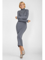 Сукня «Альма» сіро-блакитного кольору