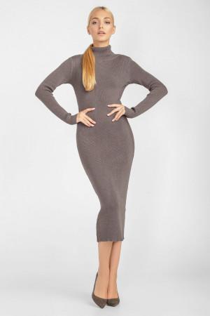 Платье «Альма» цвета латте