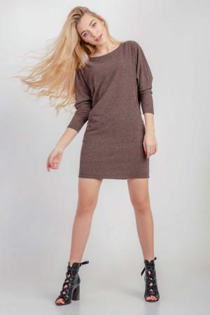 Платье «Алекса» цвета капучино