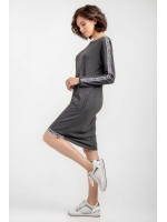 Сукня «Агнія» кольору антрацит