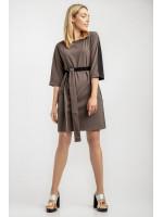 Сукня «Мерилін» кольору лате