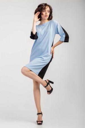 Сукня «Мерилін» блакитного кольору