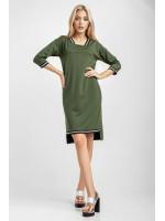 Сукня «Рей» кольору хакі