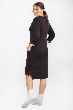 Платье «Айдол» черного цвета