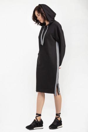 Сукня «Делія» чорного кольору