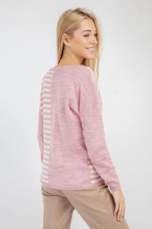 Джемпер «Верена» розового цвета